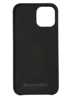 Iphone 12 Pro Icon Logo Cover