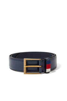 Belt With Web