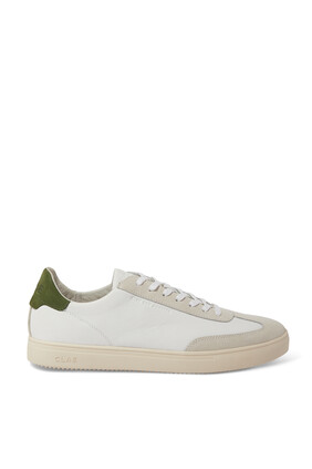 Deane White Trainers