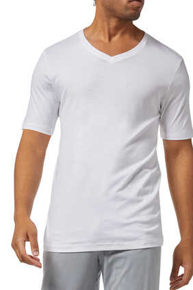 Sea Island Cotton T-Shirt