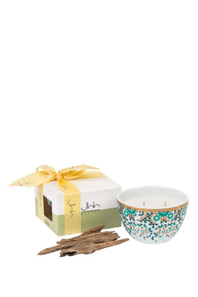 Mirrors Oud Candle
