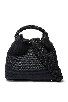 Baozi Tresse Raffia Bag