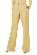 Split-cuff Tailored Trousers