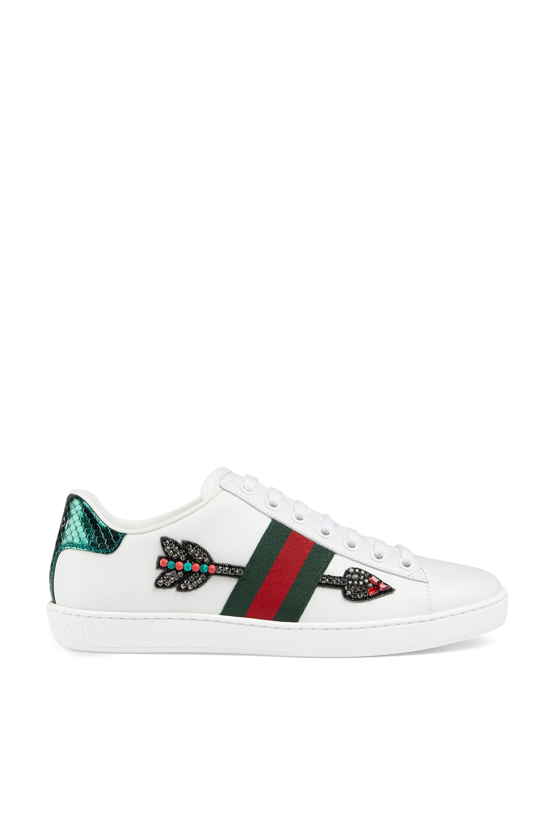Buy Gucci Ace Embroidered Sneakers