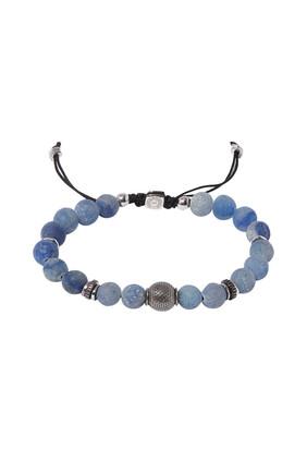 Macrame Stratus Aventurine Bracelet