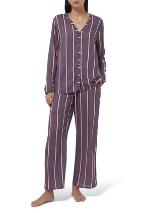 Stripes Sleep Shirt