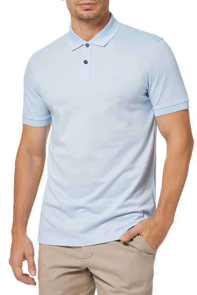 Pallas Pima Cotton Polo Shirt