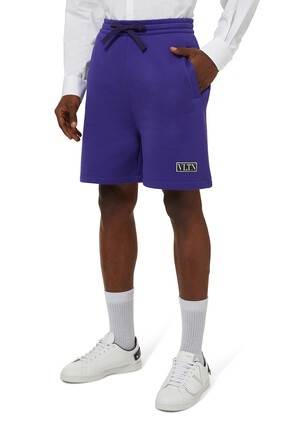 VLTN Logo Shorts