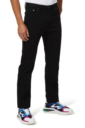 Denim Pants With VLTN Tag