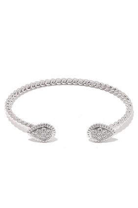 Serpent Bohème Double Motif Bracelet