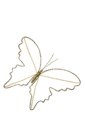 Glitter-bead Butterfly