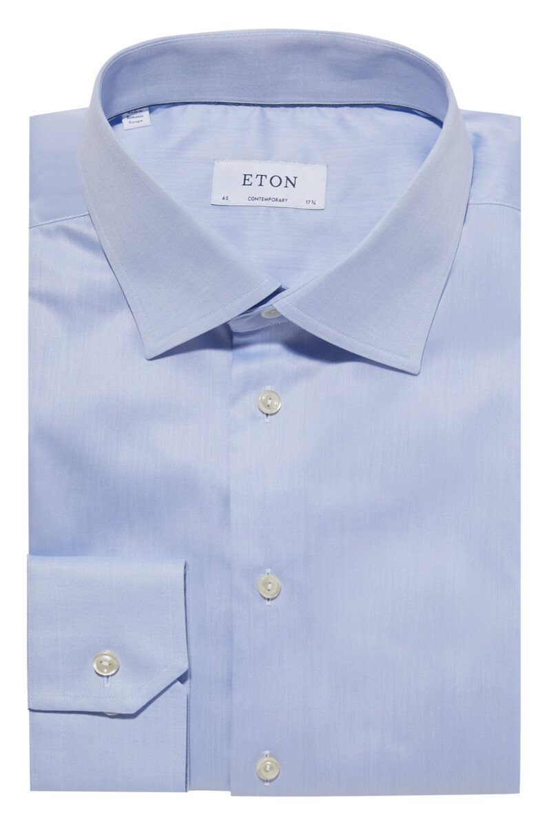 Poplin Long Sleeved Shirt image number 1