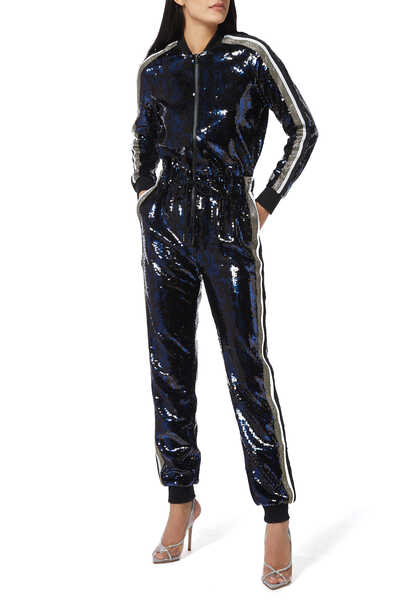 H19 Sequin Jumpsuit
