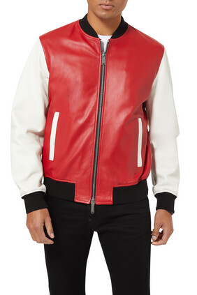 Icon Varsity Bomber Jacket
