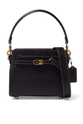 Tate Carryall Bag in Leather