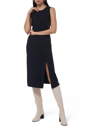 Bias Seam Dress
