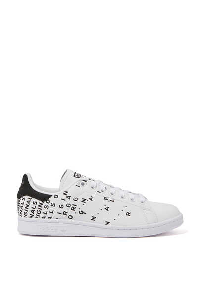 Stan Smith Logo Low Top Trainers