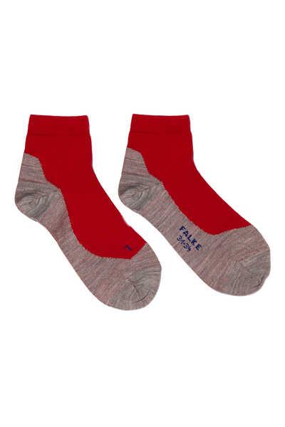 extra black short socks specific for sunny days:Red :31/34