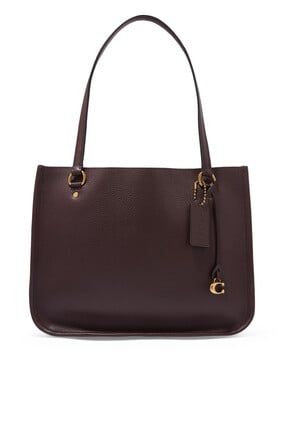 Tyler Pebble Leather Carryall