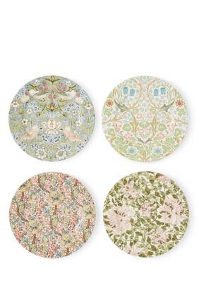 Cake Plates, Set of 4