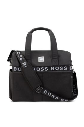 Logo Changing Bag and Mat