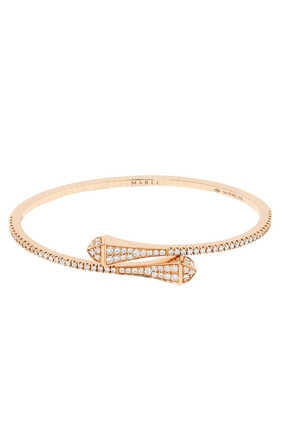 Cleo Diamond Slip-on Bracelet