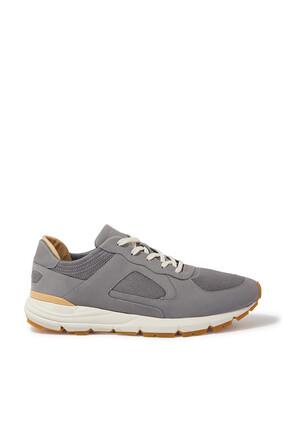 Edwin Suede Sneakers