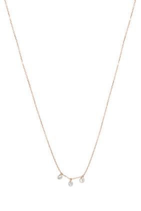 Danaé Necklace With Diamonds