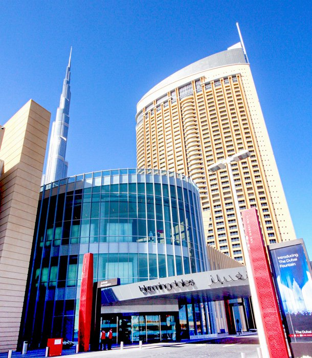 FASHION STORE – THE DUBAI MALL